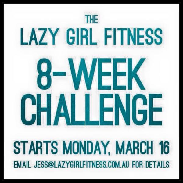 8-week challenge