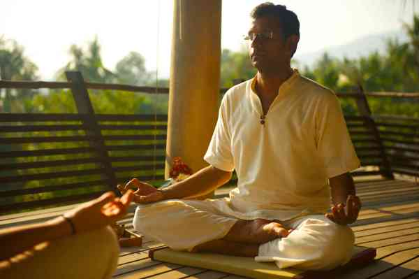 Rajesh Ramani -Meditation and Life Enhancement Mentor at Kamalaya
